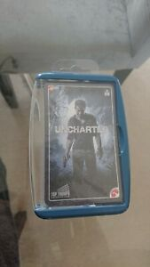 Uncharted Top Trumps Card Game Limited Edition