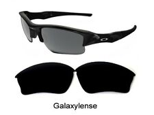 Galaxy Replacement Lenses For Oakley Half Jacket XLJ Sunglasses Black Polarized