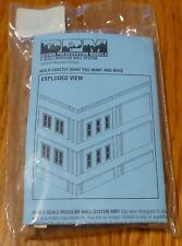 DPM Design Preservation Models O #90101 Modular Wall System St/Dock Level Arched