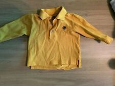 Timberland Boys Yellow Top 18 Months