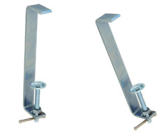 "2pcs 8"" 200mm BrickLaying Profile Clamps Builders Brick"