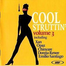 Cool Struttin' 3 (1995) TreeTop feat. Torro, A.M. feat. Nkishi, Melaaz, X.. [CD]