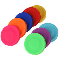 1PCS New Mini Soft Pocket Spin Catching Game Flying Toys Disc_