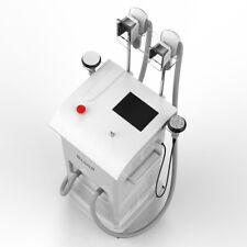Freezing Vacuum Cold Cavitation Rf body slimming shape salon spa use equipment