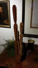 Rost Kaktus aus Edelrost 39cm - Deko Metall