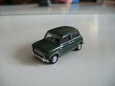 Hongwell / Cararama Mini Cooper in Green on 1:72