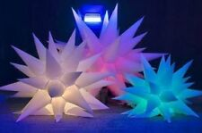 Led Inflatable star party decor with led RGB inflatable decoration wedding A