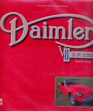 Daimler V8 S.P. 250 Dart by Brian Long - superb book