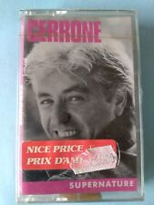 "CERRONE ""SUPERNATURE"" MC K7 TAPE 1990 CBS 4677594 SEALED"
