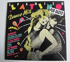 SPANISH LATINO  DANCE MIX......LP