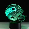 Seattle Seahawks Collectible Decor Night Light Touch Lamp Gift- Men,Kids,Women
