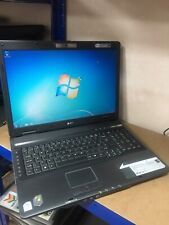 CHEAP FAST ACER TRAVELMATE  17 INCH SCREEN 2.0GHZ. 150GB HDD  4GB RAM  WIFI Dvd
