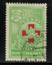 Estonia #B20 1928 Used
