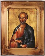 Greek Orthodox Icon of St. Simon the Apostle