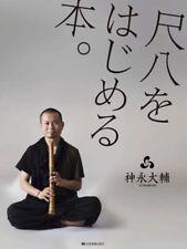 Shakuhachi Bambus Flöte Start Buch CD
