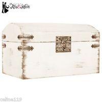 Antique White Wedding Card Box Shabby Chic, Simple and Elegant