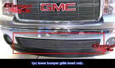 Fits GMC Sierra 1500/2500 Bumper Billet Grille 07-11 2011