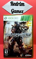 Transformers Dark Of The Moon XBOX 360 Video Games