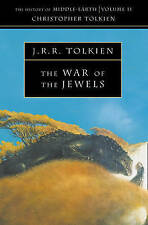 The War of the Jewels by Christopher Tolkien (Paperback, 1996)
