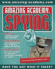 Amazing Academy Spies by Nick Page (2009, Hardcover)