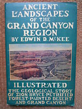 ANCIENT LANDESCAPES OF THE GRAND CANYON REGION BY EDWIN D. MC KEE - ED. 1931