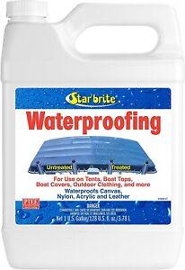 Star Brite Waterproofing Spray, Waterproofer + Stain Repellent + UV Protection G