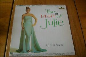 The Best of Julie London Vinyl 33 Tours 14 Titres Liberty Records