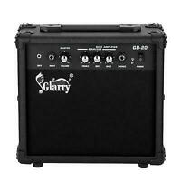 New 20W Amplifier Portable Bass Amp for Bass Guitar Powerful Sound
