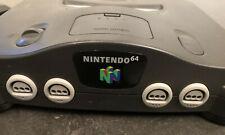 NINTENDO 64 / N64 - KONSOLE Komplettset mit Spiel - Top!