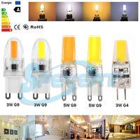 Lampadina led G4 G9 lampadine COB Led Calda o Fredda Potentissime 3W 5W 220V 12V