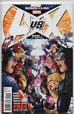 AVENGERS vs X-MEN Round 1 A vs X RARE 3rd Printing 2012
