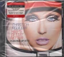 Christina Aguilera CD Keeps Gettin' - Better A Decade Of Hits Sig. 0886973861622