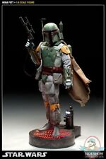 """Star Wars Sideshow Collectibles Boba Fett """"12"""" New"""