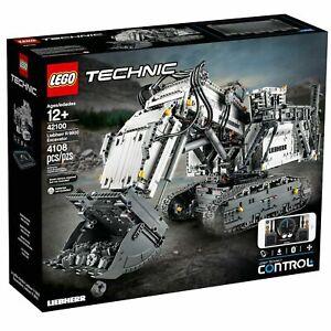 *Brand New * LEGO Technic   Liebherr R 9800 Excavator   42100   AUS Stock