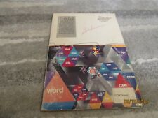 Word Spinner - The Learning Company - Vintage Apple II Software