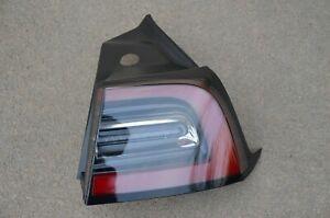 2017-2020 Tesla Model 3 Rear Right Passenger Side Outer Tail Light Tail Lamp OEM