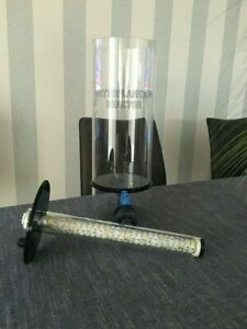 Phytoplankton Reactor with LED lights (4.8 litres)