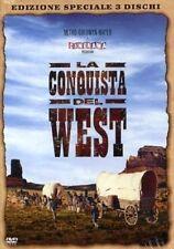 La Conquista Del West (1962) 3-DVD Edizione Speciale