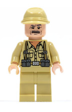 Lego German Soldier 4 7622 Raiders of the Lost Ark Indiana Jones Minifigure