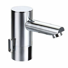 CHROME AUTOMATIC SENSOR TAP FIXFLOW HANDS FREE HOME BATHROOM KITCHEN BASIN SINK
