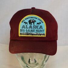 NRA Whittington Center  Snapback Cap, Alaska Big Game Mesh Trucker Hat