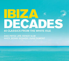 Various Artists - IBIZA Decades 3cd Album Set Postage