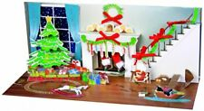 NIP Up With Paper Pop-Up Panoramic Christmas Card - Midnight Room
