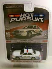 2011 '11 FORD CROWN VICTORIA WASHINGTON DC GREENLIGHT HOT PURSUIT DIECAST
