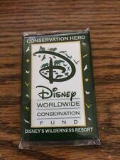 Disney Worldwide Conservation Fund Wilderness Resort pin