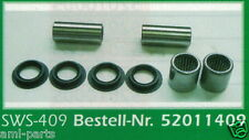 Kawasaki KLR 650 /Tengai - Kit roulements bras oscillant - SWS-409 - 52011409