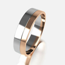Wedding Band Rose Gold Fine Rings