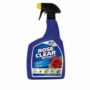 Rose Clear Ultra Gun Scotts Miracle-Gro Insecticide Fungicide 1 liters