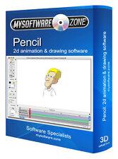 Pencil - 2d Animation Drawing & Cartoon Cartoons Creative Windows PC Software