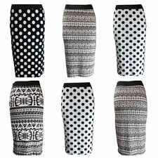 Unbranded Knee Length Viscose Skirts for Women